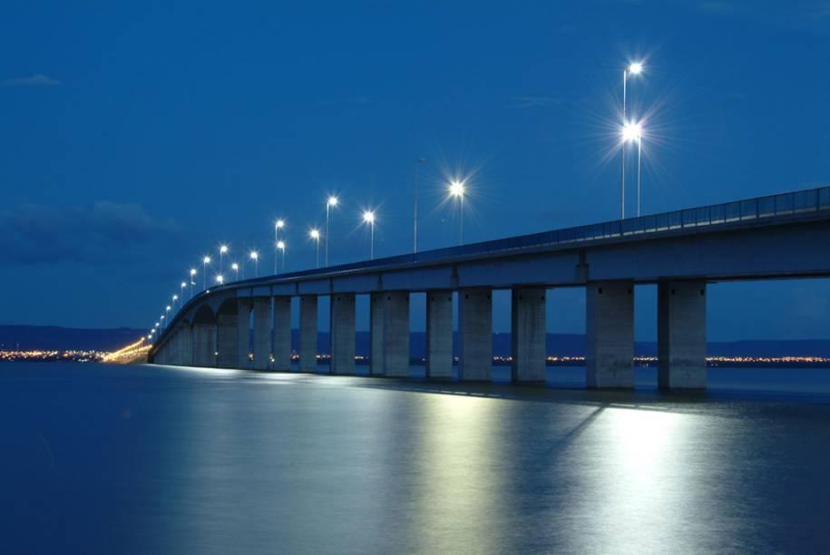 Ponte sobre o Lago de Palmas, Tocantins