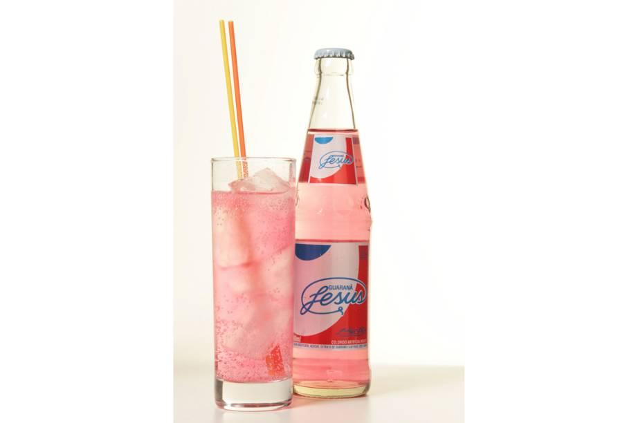 Criado em 1927 pelo farmacêutico Jesus Norberto Gomes, o Guaraná Jesus é uma bebida típica maranhense