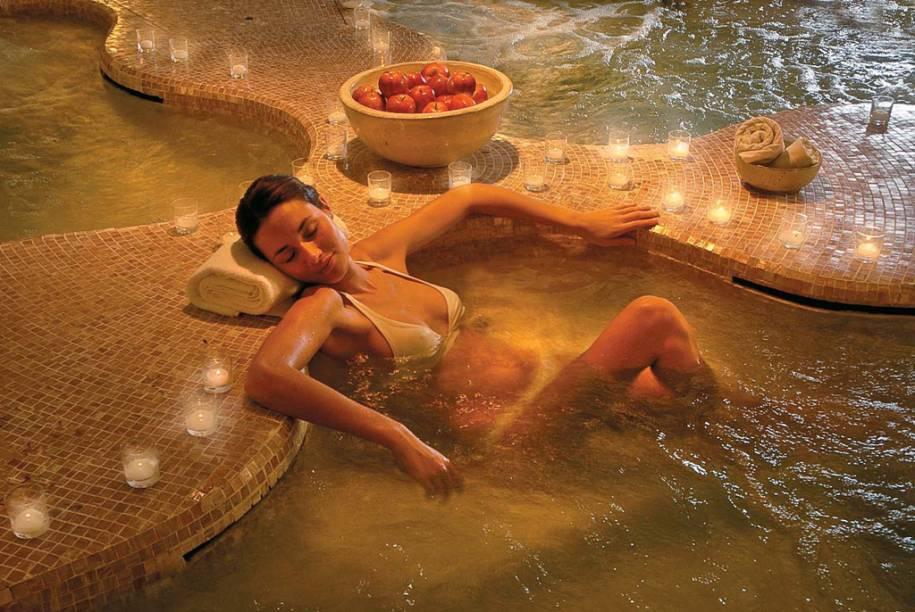 Piscina do Mantra Resort Spa & Casino