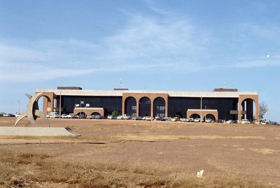 Palácio do Governo de Tocantins em Palmas