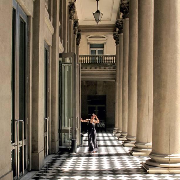 O Teatro Solis, em Montevidéu