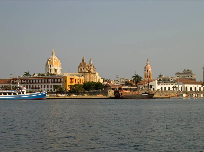 Cheia de cores e histórias, Cartagena das Índias foi declarada Patrimônio Mundial da Humanidade pela Unesco