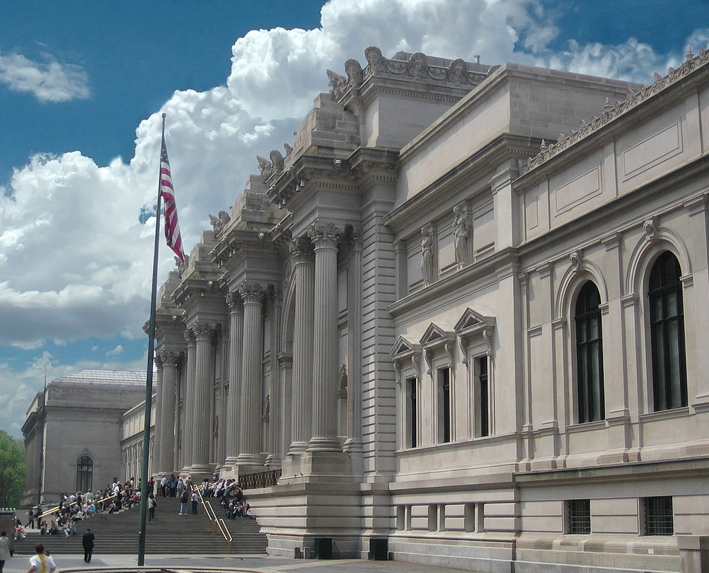 Metropolitan Museu of Art - Nova York