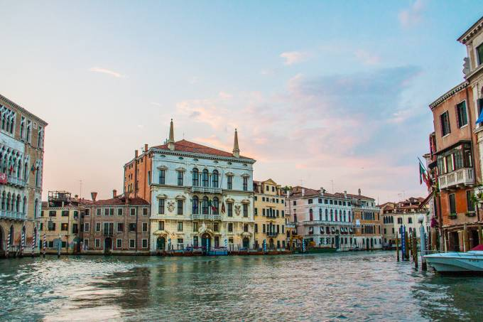 Grand Canal – Veneza, Itália
