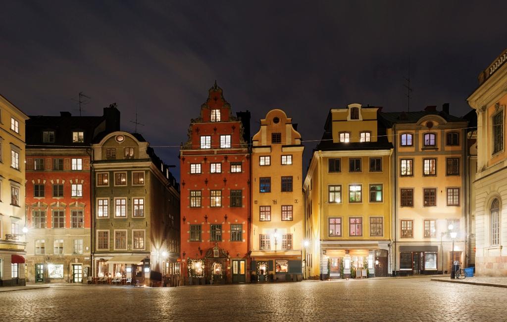 Storgoget, Estocolmo, Suécia
