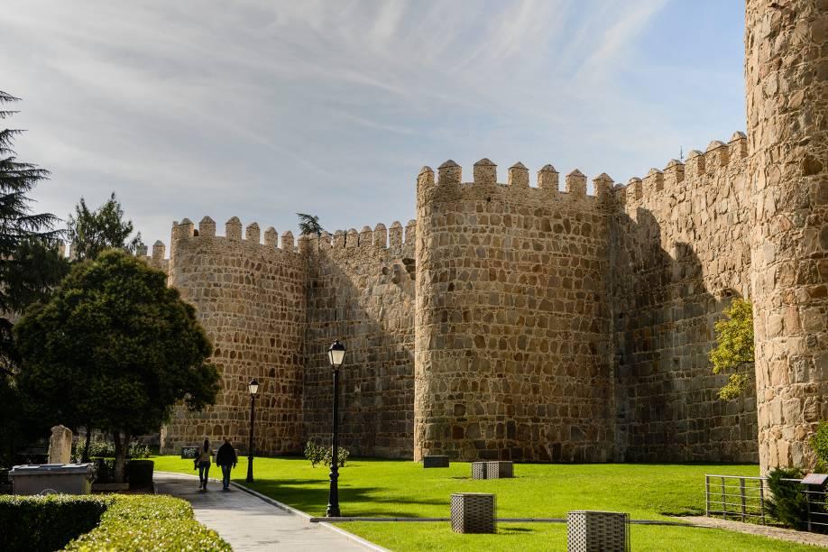 Ávila é declarada como Patrimônio da Humanidade pela UNESCO