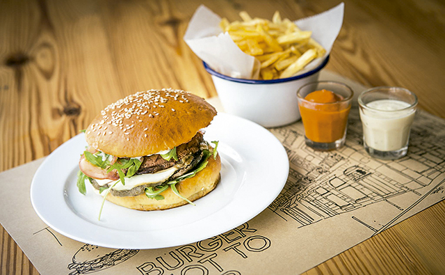 To burger or not to burguer- Lisboa