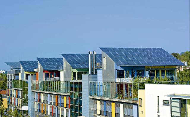 Vauban Green City
