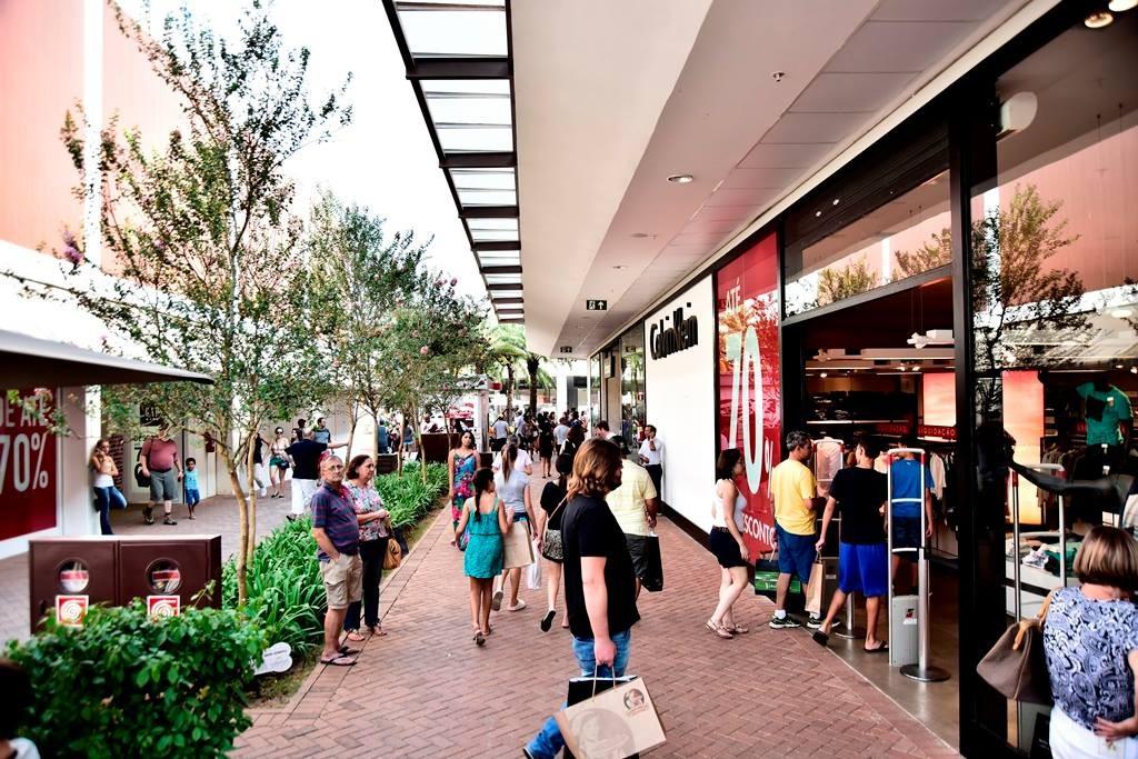 O Catarina Outlet tem mais de 100 lojas / Divulgação