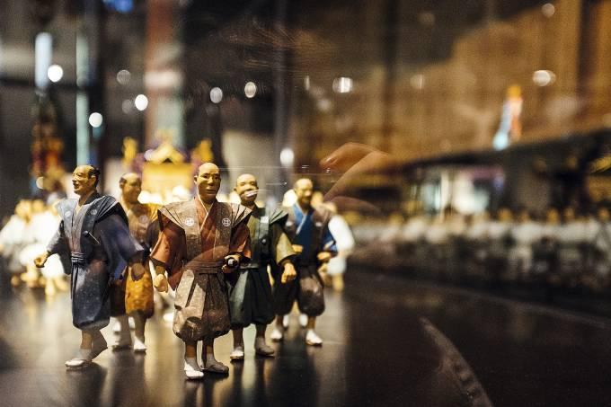 Edo- Tokyo Museum