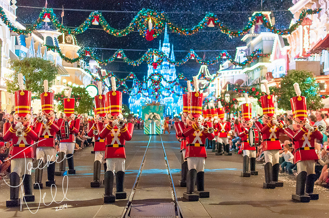 Once Upon a Christmastime Parade (Foto: Flickr   Creative Commons   Jackie Nell)