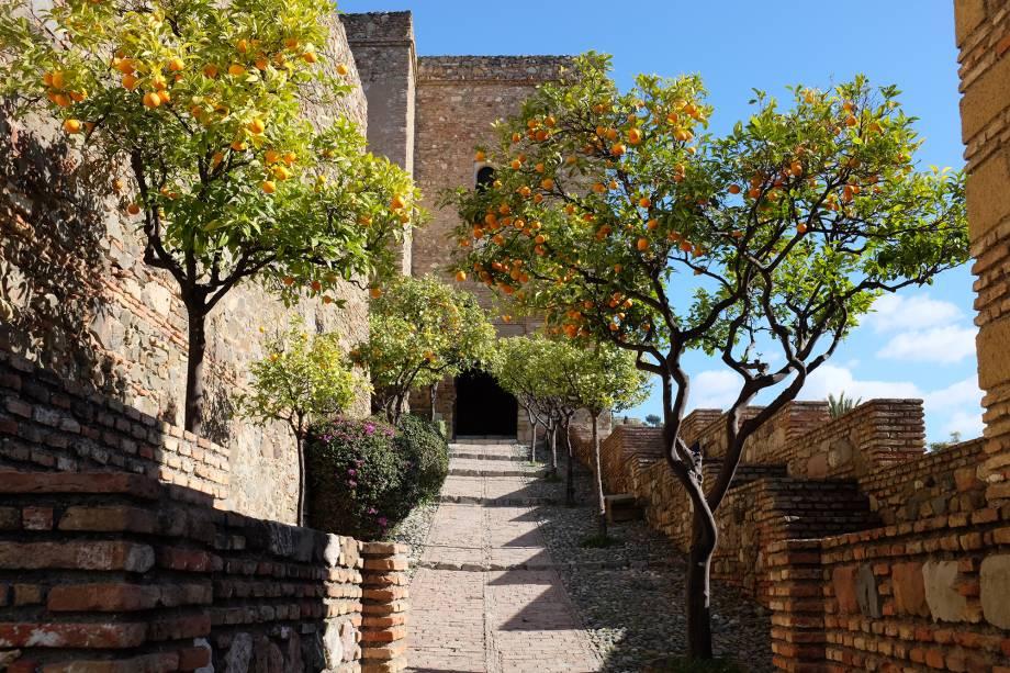 Interior da Alcazaba