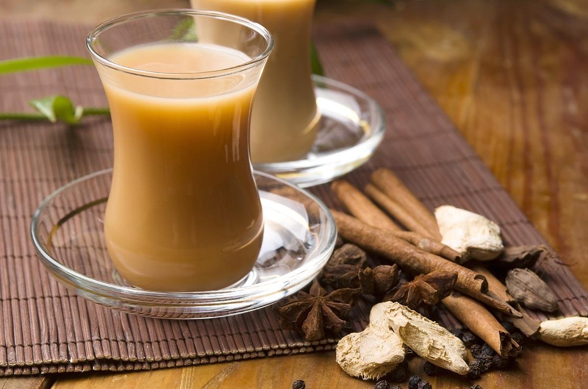 Chai - bebida indiana