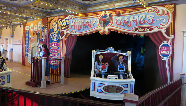 Toy Story Midway Mania (Foto: Flickr | Creative Commons | Ken Lund)