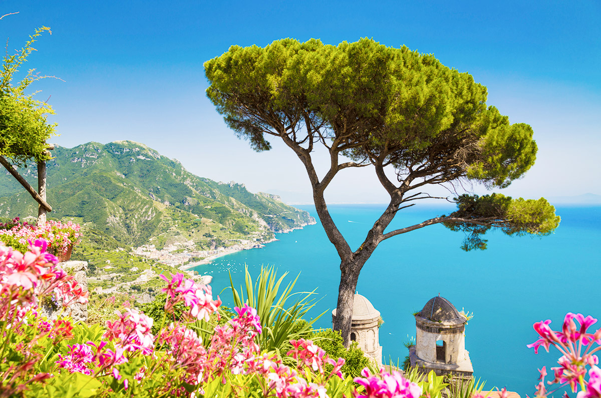 Ravello - Costa Amalfitana, Itália