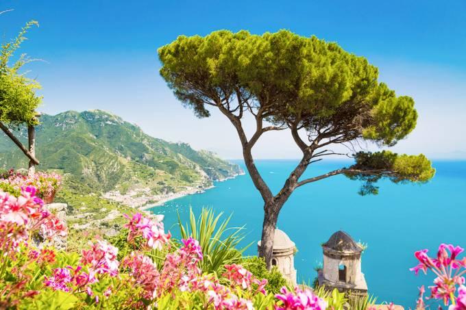 Ravello – Costa Amalfitana, Itália