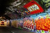 Grafites e arte de rua em Londres