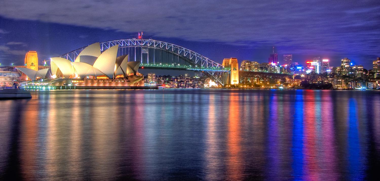 Sydney, para morrer de vontade e de amores