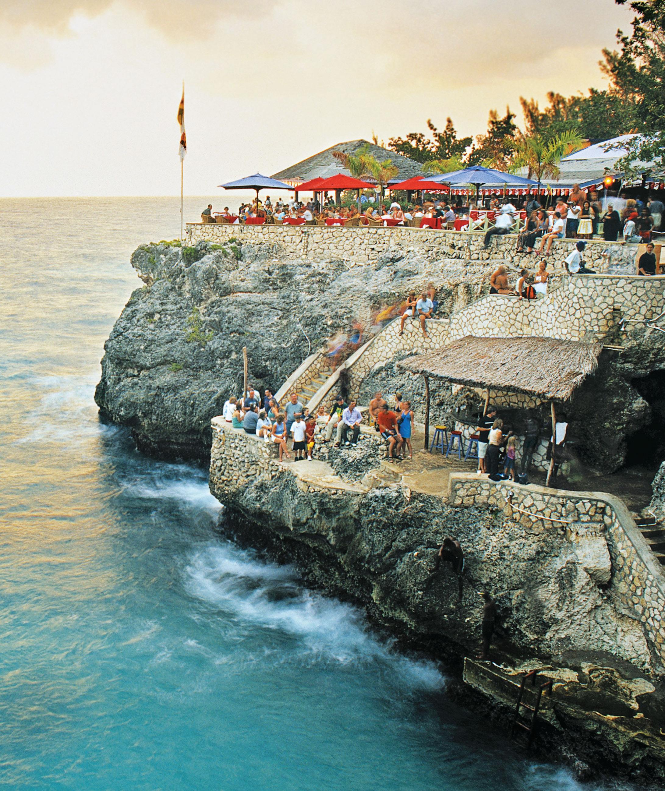 Rick's Cafe, em Negril, Jamaica