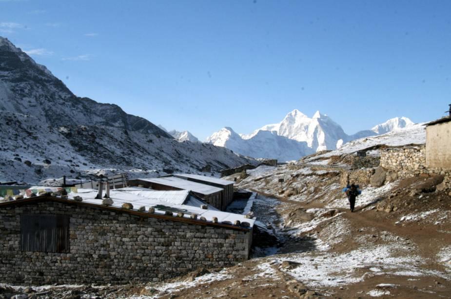 Acampamento base do Monte Everest