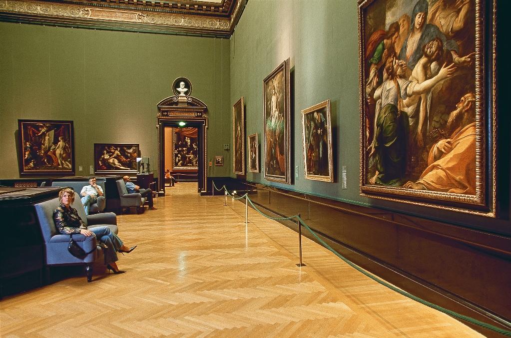 Kunsthistorischesmuseum, Viena, Áustria