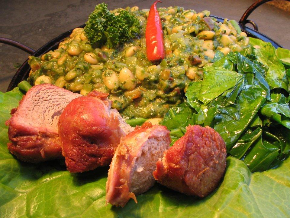 Prato Mané sem Jaleco, do restaurante Estalagem do Sabor, em Tiradentes/ MG