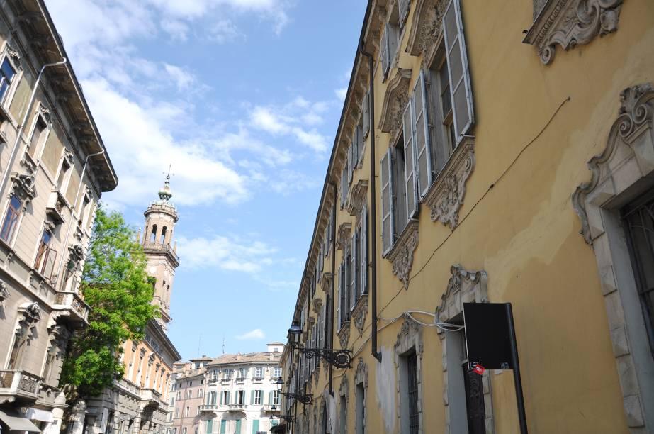A arquitetura da cidade revela história e cultua