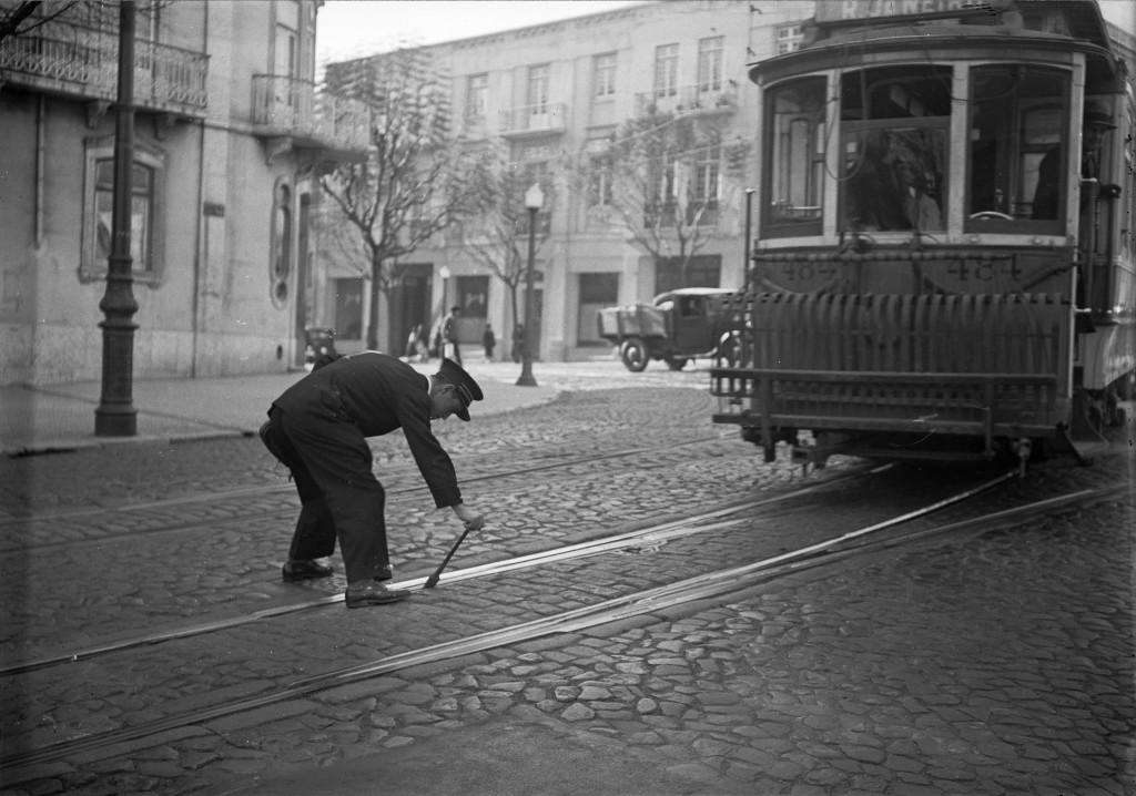 Fotografia sem data. Produzida durante a actividade do Estúdio Horácio Novais, 1930-1980. (Biblioteca de Arte da Fundação Calouste Gulbenkian)