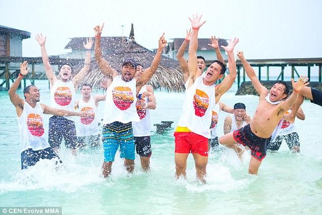 Maldivas funcionários Evolve