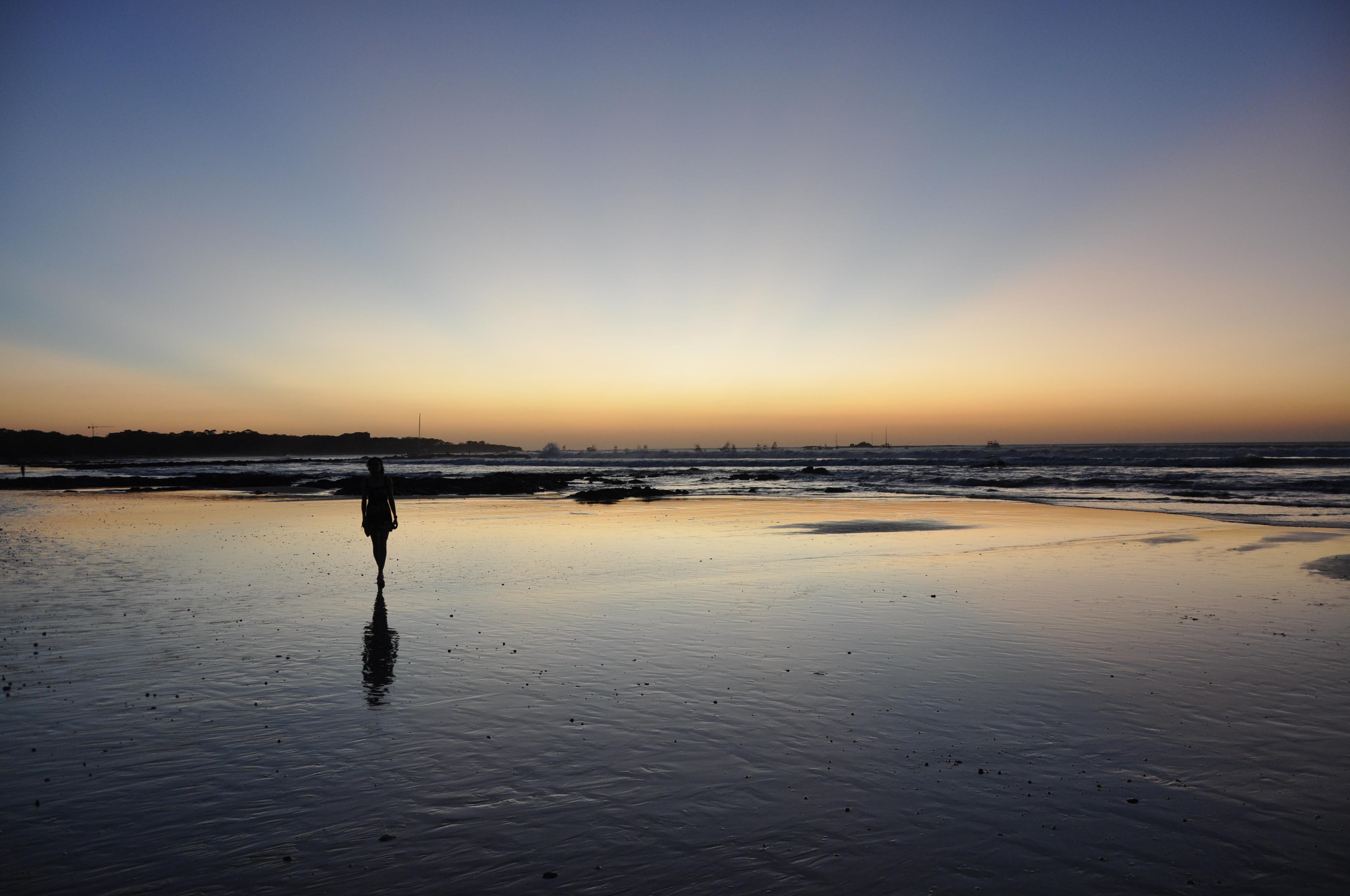 """Tá entendendo porque Tamarindo é a """"gold coast"""" costa-riquenha? (Foto: Mike Vondran/Flickr/ Creative Commons)"""
