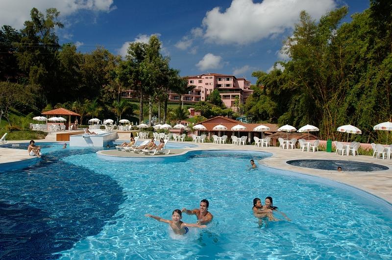 Tauá Resort, em Caeté, MG