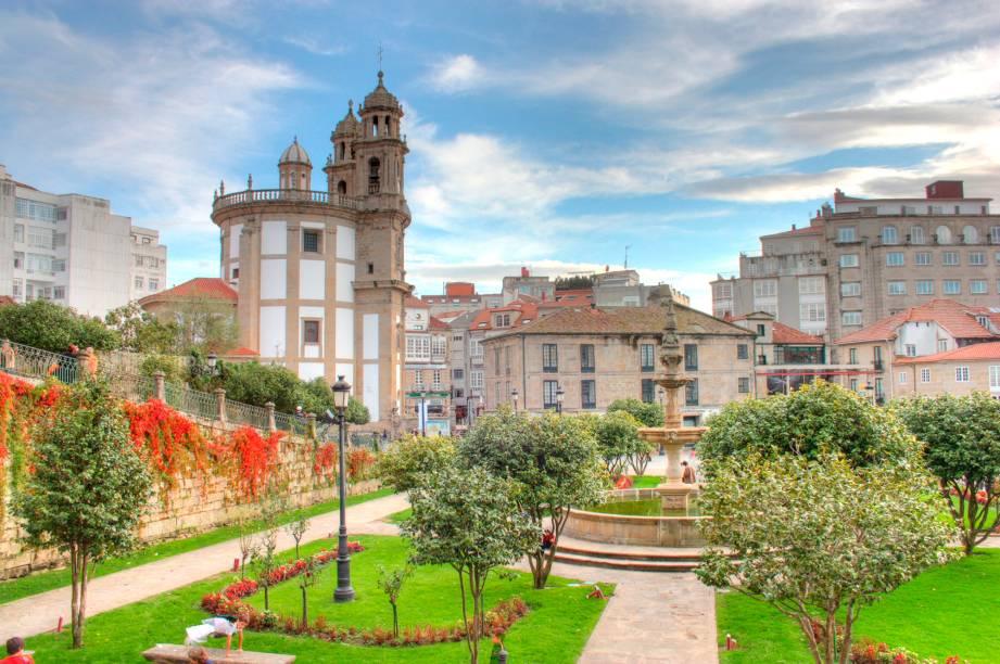 Pontevedra é uma das mais agradáveis e bonitas cidades galegas