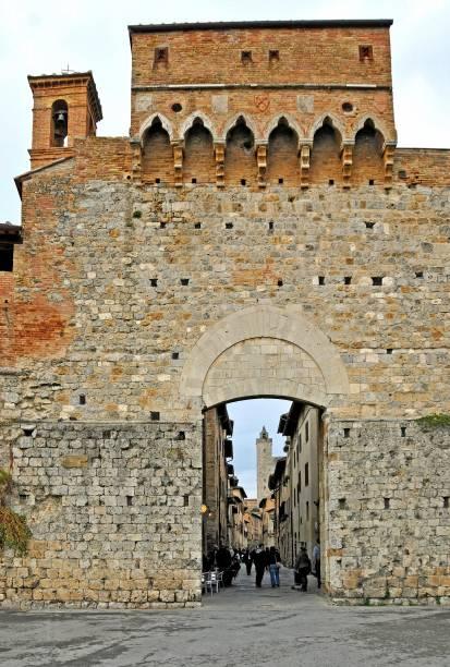 San Gimignano é patrimônio mundial da humanidade pela Unesco