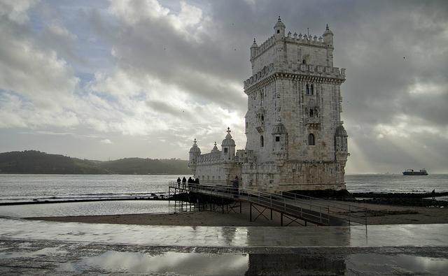 Torre de Belém: grátis no primeiro domingo de cada mês! (foto: CreativeCommons/Pedro Pacheco)
