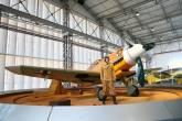 O Messerschmitt BF 109, caça alemão da 2ª Guerra, atração do Museu TAM / Divulgação