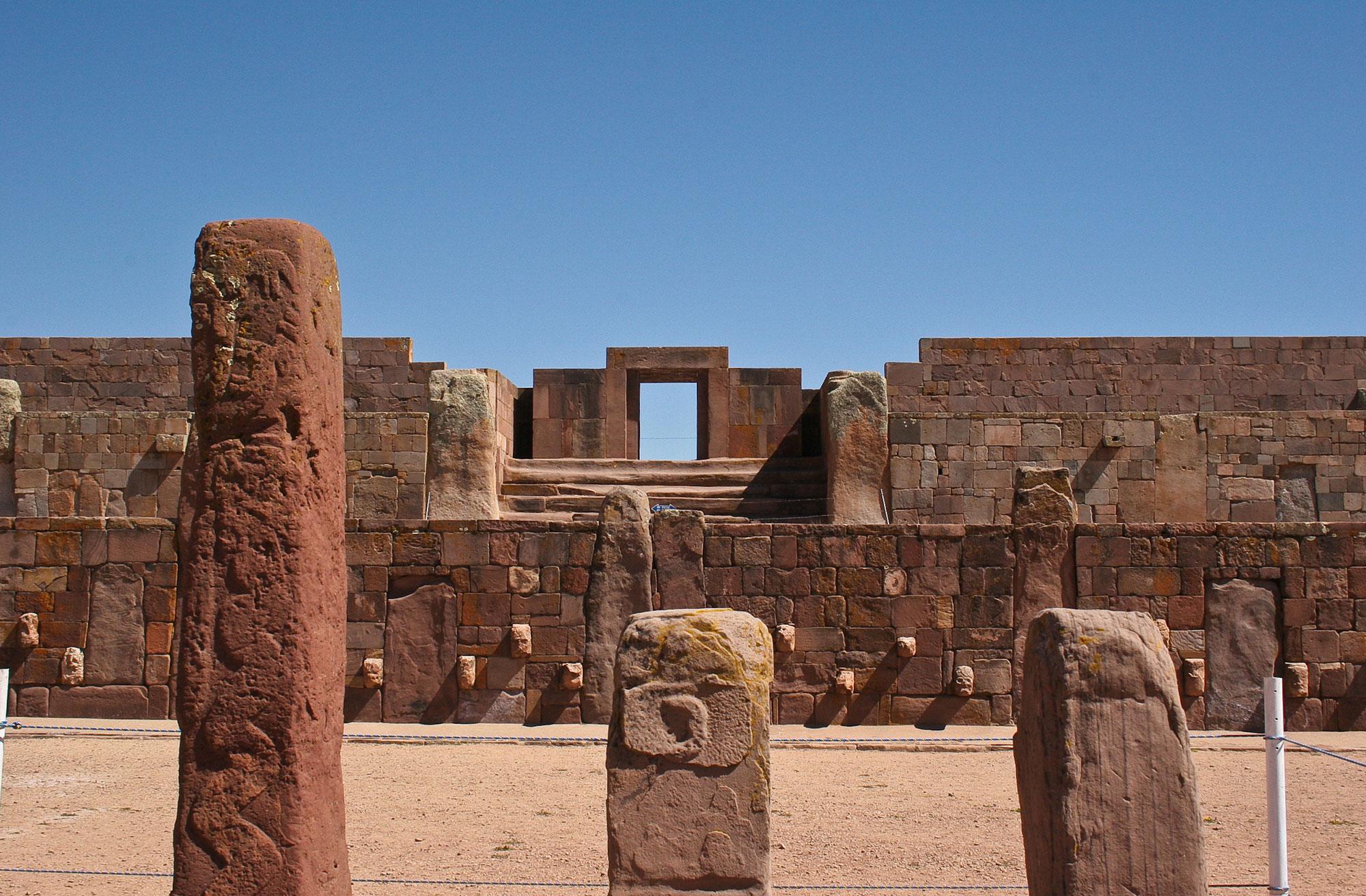 Tiwanaku - La Paz, Bolívia