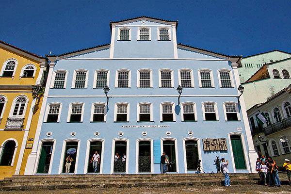 Fundação Casa de Jorge Amado (foto: Govba/ Flickr)