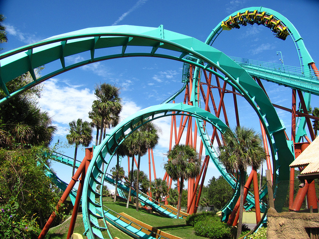 Kumba, no Busch Gardens (Foto: Flickr | Creative Commons | rollercoasterphilosophy)