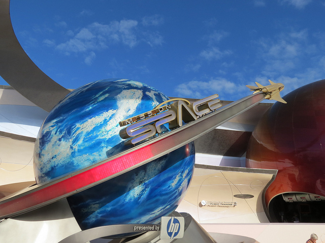 Mission: Space (Foto: Flickr - CC BY NC-ND 2.0 - Paul Brennan)