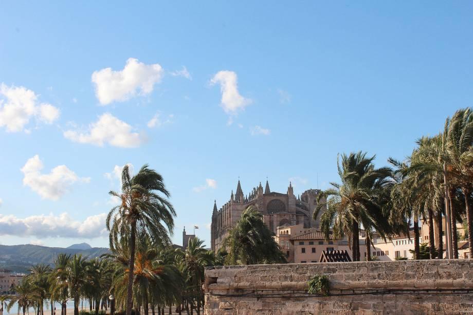 A cidade também está repleta de igrejas góticas e palacetes renascentistas