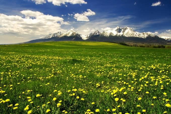 Montes Tatras, Eslováquia