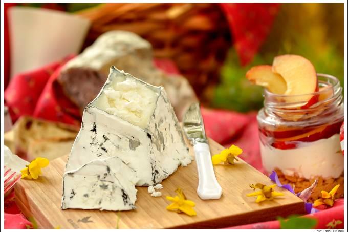 A cesta de piquenique do Capril é cabra e queijo na mão / Divulgação