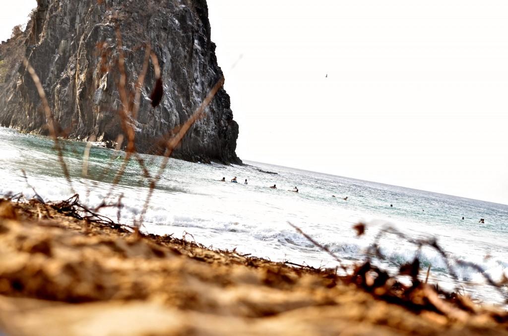 O mar crowd da Cacimba (foto: Anna Laura Wolff)
