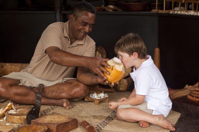 Fijianos: gente gentil, doce e sorridente
