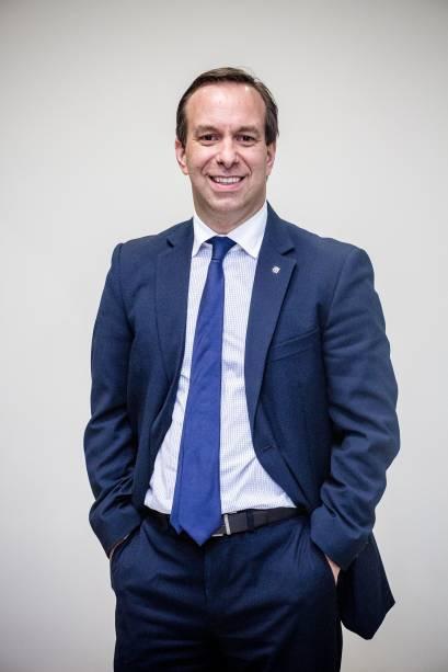 Adrian Ursilli, diretor geral da MSC Cruzeiros