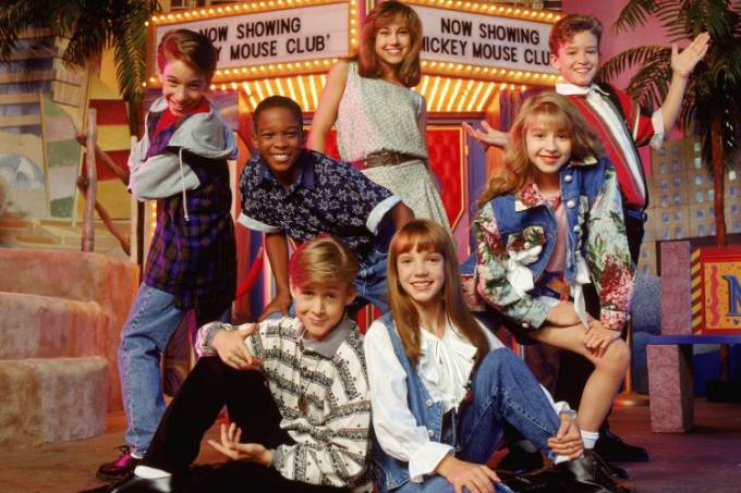 All New Mickey Mouse Club