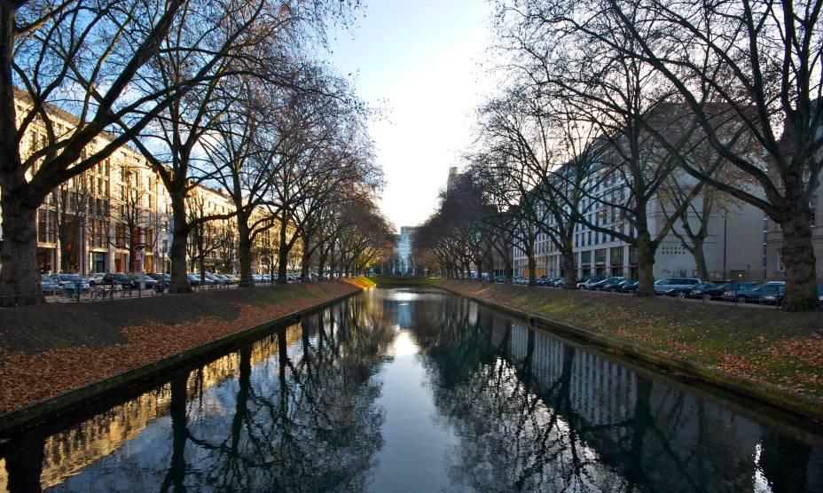Os encantos de Düsseldorf, na Alemanha