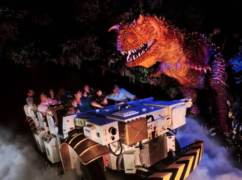 Dinoland USA, no Animal Kingdom