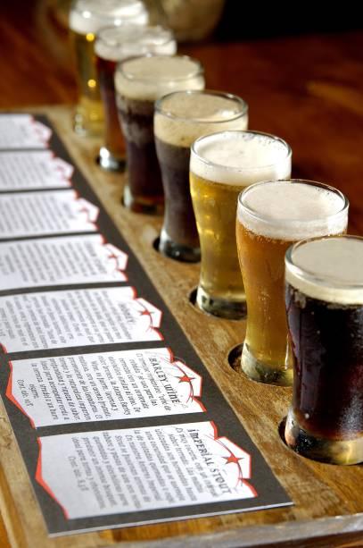 Cervejas artesanais do Antares, em Buenos Aires