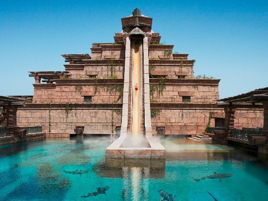 Parque aquático Aquaventure